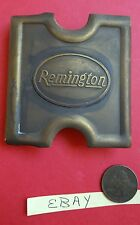 Anson Mills Remington Military Style Brass Belt Buckle HS