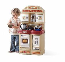TODDLER CHILD PLAY KITCHEN with ACCESSORIES Step2 Imaginative Play Boys Girls