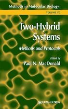 Two-Hybrid Systems: Methods and Protocols (Methods in Molecular Biolog-ExLibrary
