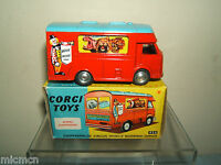 """CORGI TOYS MODEL No.426 """"CHIPPERFIELDS"""" MOBILE BOOKING OFFICE   MIB"""