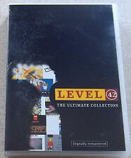 LEVEL 42 The Ultimate Collection 2CD+DVD Deluxe Box SOUTH AFRICA Cat#UMFSAV5013