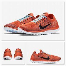 BNIB Womens UK 5.5 Nike Free 4.0 Flyknit Trainers Fly Knit Free Run Shoes 717076