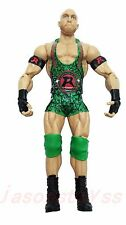 Mattel WWE Basic Wrestling Series Action Figure Ryback Green Diecast Toy Doll *