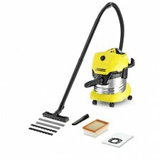 Karcher Wet & Dry MULTI-PURPOSE VACUUM CLEANER WD4 PREMIUM-Manufacturer Warranty