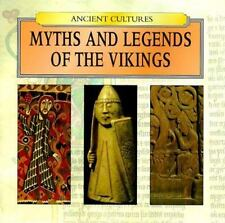 Myths and Legends of the Vikings-ExLibrary