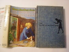 Nancy Drew #13, The Mystery of the Ivory Charm, DJ