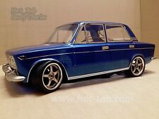RC Body Shell 1/10 scale model analog of Lada 2103