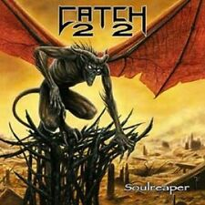 CATCH 22 - SOULREAPER cd metallica maiden dio testament pantera savatage priest