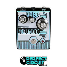 Death By Audio Robot 8 Bit Lo-Fi Pitch Pedal EFFECTS - DEMO - PERFECT CIRCUIT