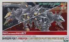 Kotobukiya Takara Tomy Zoids HMM Customize Parts 027 Shadow Fox & Fire Fox Set