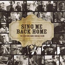 1 CENT CD Sing Me Back Home - The New Orleans Social Club