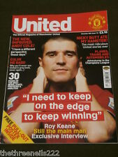 MANCHESTER UNITED - ROY KEANE - DEC 2001