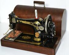 1920's Singer 28K Hand Crank Sewing Machine - FREE Shipping [PL3305]