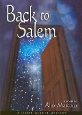 Back to Salem (A Jessie Mercer Mystery), Marcoux, Alex, 1560232250, Book, Good