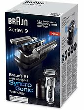 Braun Series 9-9095cc Wet and Dry Shaver 2015 Brand new model