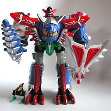 2004 Power Rangers Dino Thunder Deluxe Blizzard Force Megazord COMPLETE