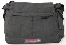 METAL GEAR SOLID 4 BORSA TRACOLLA MESSENGER TRAVEL BAG GADGET NUOVO NEW