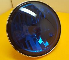 HARLEY DAVIDSON PURSUIT PASSING AUXILIARY LAMPS TOURING POLICE EDITION BLUE LAMP