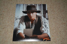 SEAN PATRICK FLANERY signed  Autogramm 20x25 cm In Person YOUNG INDIANA JONES