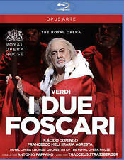 VERDI-VERDI:I DUE FOSCARI  Blu-Ray NEW