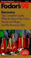 Germany '98: The Complete Guide with the Best of the Cities, Medieval Villages a