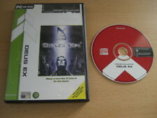 DEUS EX 1    PR Pc Cd Rom FPS Strategy  FAST DELIVERY