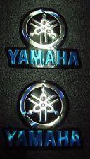 YZF YZ WRF DT R1 R6 FZ1 FZ6 FZS Fazer Raptor 125 250 600 Sticker Decal Parts x2