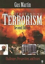 Understanding Terrorism: Challenges, Perspectives, and Issues-ExLibrary