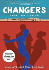 Changers Book Two: Oryon-ExLibrary