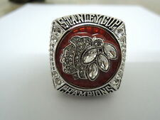 2013 CHICAGO BLACKHAWKS STANLEY CUP CHAMPIONSHIP REPLICA RING