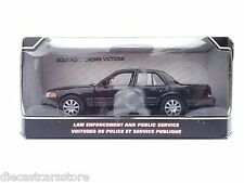 2007 FORD CROWN VICTORIA UNDERCOVER BLACK 1/24 76464