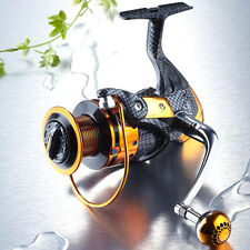6000 13 Ball Bearings 5.1:1 Saltwater Reel Spinning Sea Boat Fishing Tackle Gear
