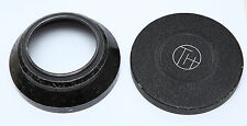 Taylor Hobson Cooke Speed Panchro Ser II 25mm original front cap and lens shade