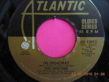 The Drifters-On Broadway/I've Got Sand In My Shoes
