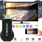 MiraScreen Wireless WiFi Display TV Dongle Receiver 1080P Media Miracast Airplay