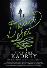 NEW SIGNED 1st US print/edition Dead Set by Richard Kadrey (2013, Hardcover)