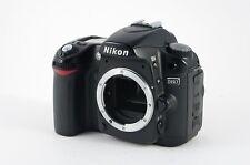 Nikon D80, digitale Spiegelreflex Kamera, 10,2 Megapixel  #17MP0008C