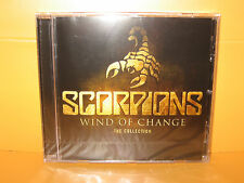 CD SCORPIONS - WIND OF CHANGE - THE COLLECTION - SEALED SIGILLATO