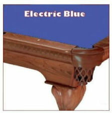 8' Electric Blue ProLine Classic Billiard Pool Table Cloth Felt - SHIPS FAST!