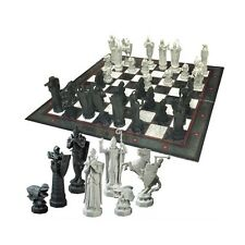 Harry Potter Wizard's Chess (Harry Potter) Noble Collection Brand New