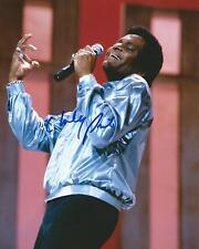 **GFA American Country Singer *CHARLEY PRIDE* Signed 8x10 Photo AD3 COA**