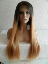 Full Lace Wig, 100% Indian Remy Echthaar,  Premium Qualität