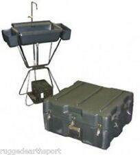 Military Portable Self Contained Hot Water Field Surgical Sink Camp Concession