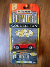 Mitsubishi Spyder 1995 Matchbox Car Premiere Collection World Class Ser1 Limited