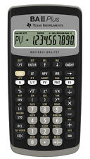 Texas Instruments BA-II Plus Financial Calculator TI-BAII