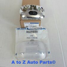 NEW 1993-2004 Ford Ranger Super Cab Interior Dome Lamp Housing W/Lens Combo,OEM