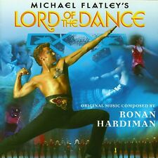 """Ronan FIetcher """"M. Flatley 's Lords of the Dance"""" CD NUOVO"""