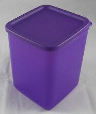 Tupperware Frischebox Kühlschrankdose Box Dose 1,8 l hoch Lila Violett Neu OVP