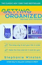 GETTING ORGANIZED: The Easy Way To Put Your Life In Order by Stephanie...