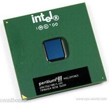 Intel Pentium III 650 MHz Socket 370 CPU Processor SL3VJ GOLD